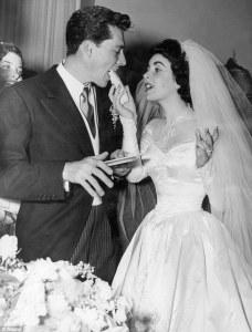 Elizabeth Taylor, γάμοι