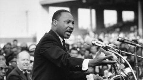 Μάρτιν Λούθερ Κινγκ, Martin Luther King Jr.