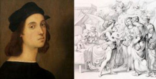 Ραφαήλ, Raffaello Sanzio,