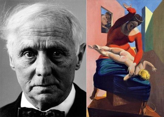 Μαξ Έρνστ, Max Ernst,