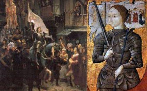 Ιωάννα της Λωραίνης, Jean D' Arc