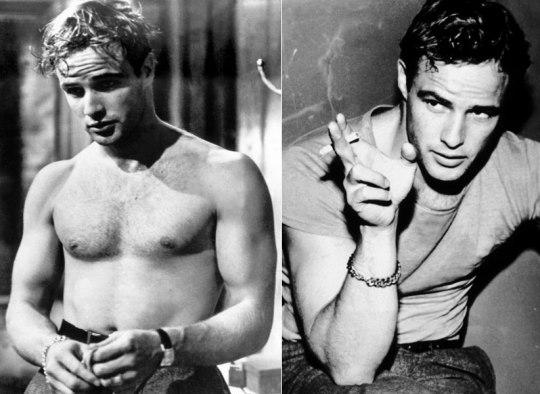 Μάρλον Μπράντο, Marlon Brando,