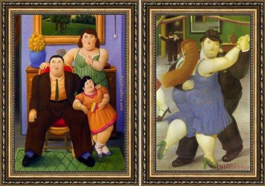 Παντρεύτηκε Ελληνίδα, Fernando Botero, Φερνάρντο Μποτέρο, εικαστικά, ζωγράφος, nikosonline.gr