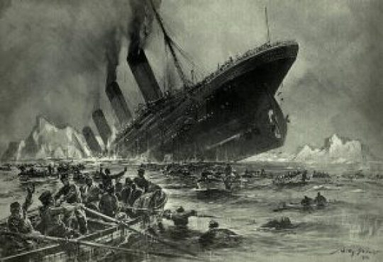 Titanic, Τιτανικός