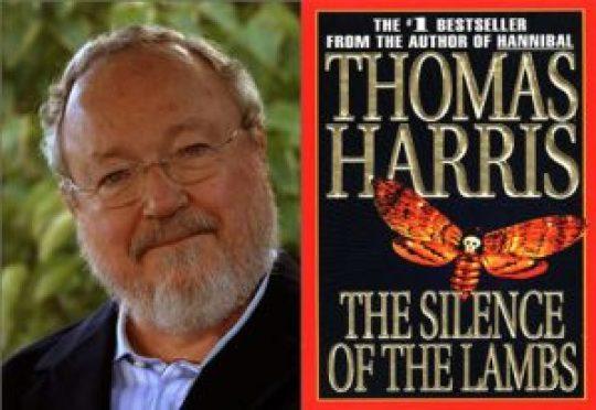 Τόμας Χάρις, Αμερικανός συγγραφέας, «Σιωπής των Αμνών», Thomas Harris