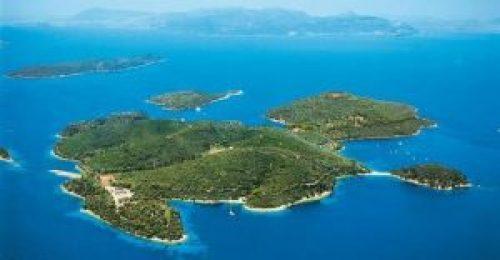 Ντμίτρι Ριμπολόβλεφ, νησί Σκορπιός, Ωνάσης, Scorpios Island