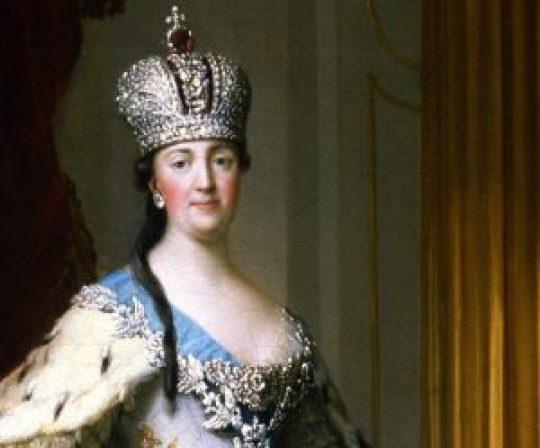 Αικατερίνη Α', αυτοκράτειρα της Ρωσίας, Katherine the Great, Μεγάλη Αικατερίνη