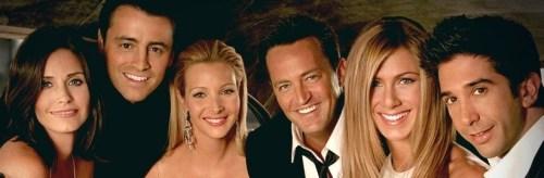 Τα φιλαράκια, Friends, TV series