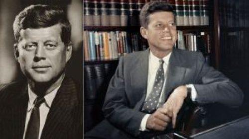 """Τζον Φιτζέραλντ Κένεντι, John Fitzgerald """"Jack"""" Kennedy"""