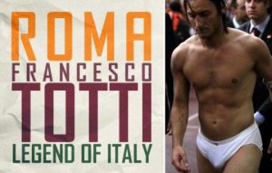 Φραντσέσκο Τότι, Francesco Totti, ROMA, ποδόσφαιρο, Ιταλία, nikosonline.gr