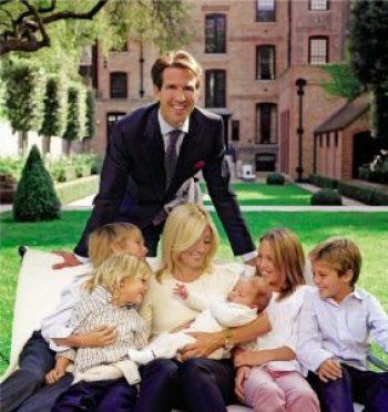 Paul of Greece, Marie -Chantal, prince Paul, πρίγκιπας Παύλος της Ελλάδας, Μαρί Σαντάλ, παιδιά, nikosonline.gr,