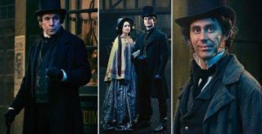 Κάρολος Ντίκενς, Dickensian, Τηλεοπτική σειρά, TV series, A Christmas Carol, Oliver Twist, Μεγάλες Προσδοκίες, BBC, nikosonline.gr