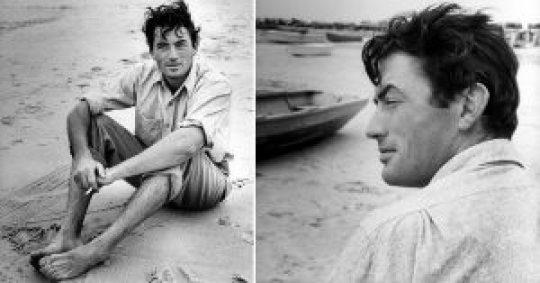 Γκρέγκορι Πεκ, Gregory Peck