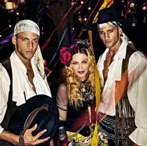 Μαντόννα, Madonna, Kevin Sampaio, Ο νέος γκόμενος της Madonna, Bitch I'm Madonna, nikosonline.gr,