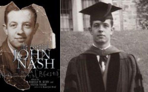 Τζων Φορμπς Νας, John Forbes Nash Jr.