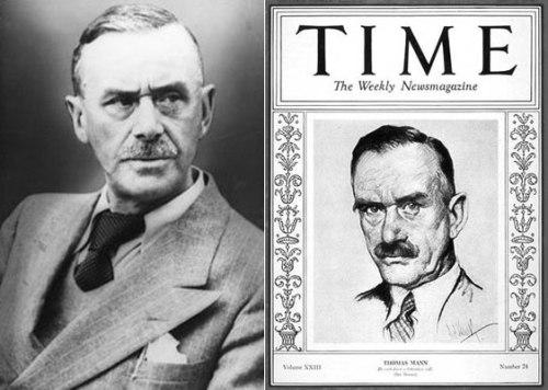 Τόμας Μαν, Thomas Mann,