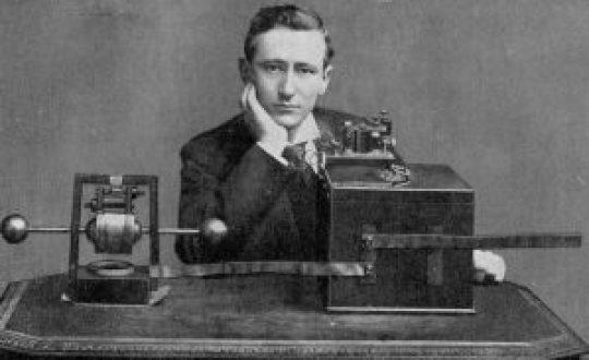 Γουλιέλμο Μαρκόνι, Guglielmo Marconi