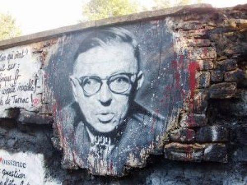 Ζαν Πωλ Σαρτρ, Jean Paul Sartre