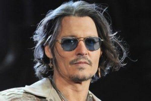 """Τζόνι Ντεπ, John Christopher """"Johnny"""" Depp II,"""