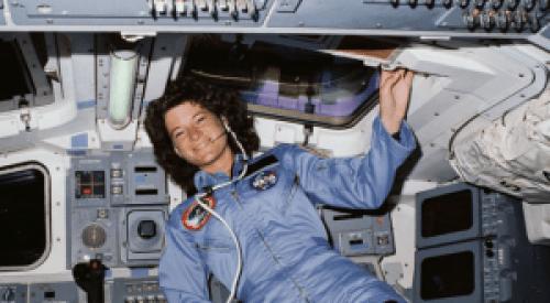 αστροναύτις Σάλλυ Ράιντ, Sally