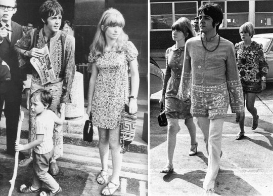 Μπιτλς, νησί, Beatles, Ελλάδα, Beatles visit Greece, '60's, islands, nikosonline.gr