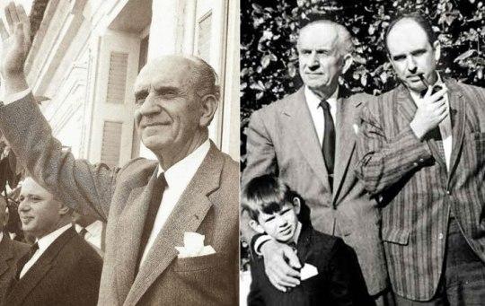 Γεώργιος Παπανδρέου, Papandreou family