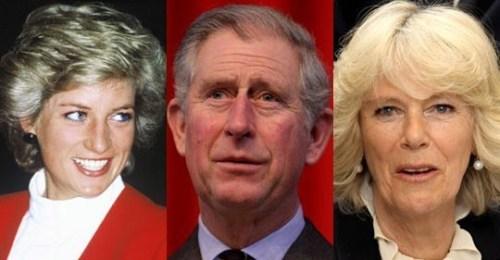 Κάρολος, Νταϊάνα, Charles & Diana divorse