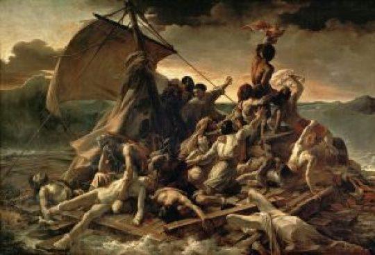 Théodore Géricault - Le Radeau de la Méduse
