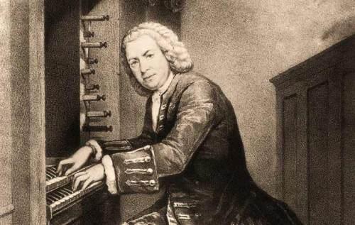Γιόχαν Σεμπάστιαν Μπαχ, Johann Sebastian Bach,