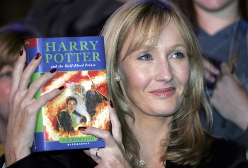 Τζ. Κ. Ρόουλινγκ, J. K. Rowling