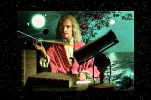 Ισαάκ Νεύτων, Isaak Newton, Philosophiae Naturalis Principia Mathematica.