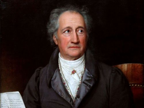 Γιόχαν Βόλφγκανγκ Γκαίτε, Johann Wolfgang von Goethe,