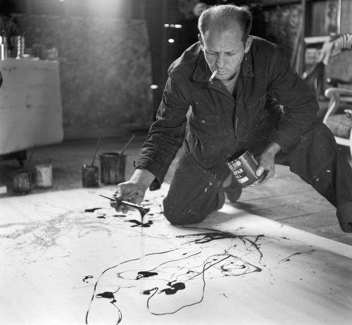 Τζάκσον Πόλοκ, Jackson Pollock,