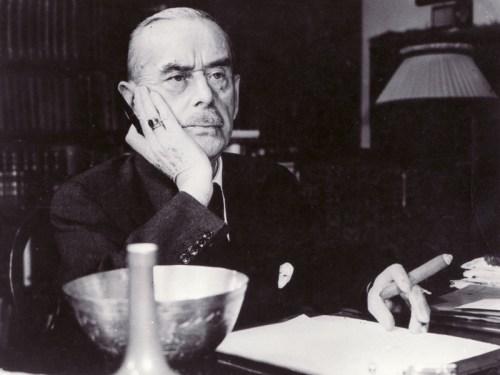Thomas Mann, Τόμας Μαν