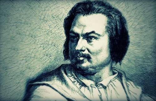 Ονορέ ντε Μπαλζάκ, Honoré de Balzac,