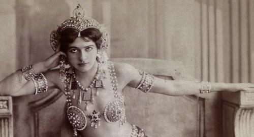 Μάτα Χάρι, Mata Hari