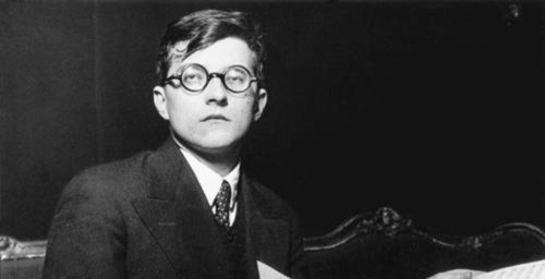 Ντμίτρι Σοστακόβιτς, Dmitri Dmitrievich Shostakovich