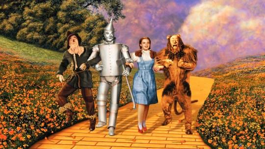 O magos tou Oz, Wizard of Oz, Judy Garland,