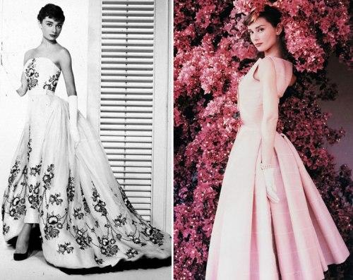 Audrey Hepburn personal collection