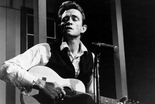 Johnny Cash, Τζόνι Κας