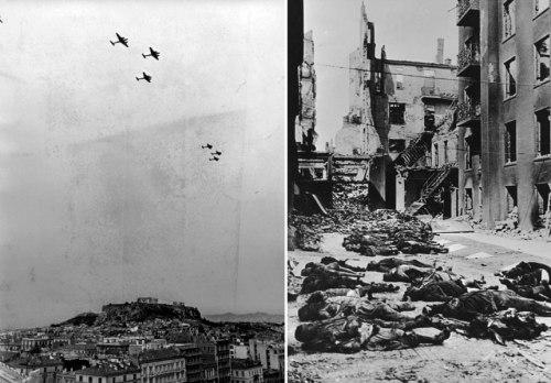 Germans, Nazi, Βομβαρδισμός της Αθήνας, ΤΟ BLOG ΤΟΥ ΝΙΚΟΥ ΜΟΥΡΑΤΙΔΗ, nikosonline.gr,