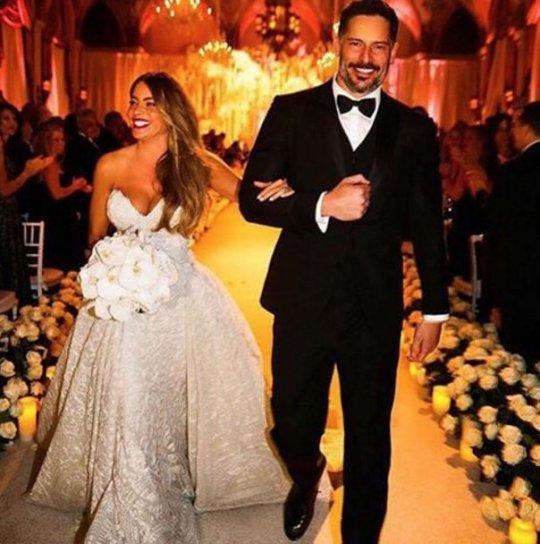 Joe Manganiello, Sofia Vergara, wedding, Σοφία Βεργκάρα γάμος, παιδί, hollywood, gossip, Μυθικός γάμος και το παιδί, nikosonline.gr