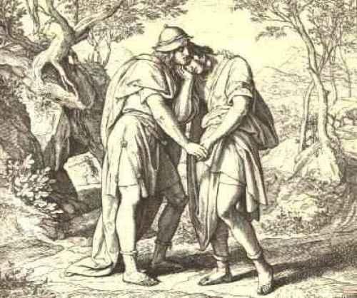 Η ομοφυλοφιλία στην Βίβλο, BIBLE, GAY, ΒΙΒΛΟΣ, ΟΜΟΦΥΛΟΦΙΛΟΙ, Δαβίδ και Ιωνάθαν, David and Jonathan: Same-sex love between men in the Bible, nikosonline.gr