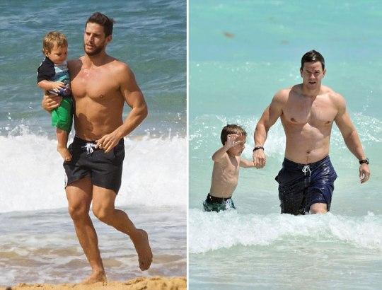 Οι νεαροί μπαμπάδες είναι σέξι, NEAROI MPAMPADES, young daddies, kids, sexy, ΝΕΟΙ ΜΠΑΜΠΑΔΕΣ, ΠΑΙΔΙΑ, nikosonline.gr