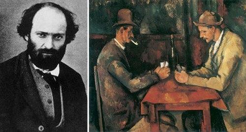 Paul Cezanne, Πολ Σεζάν