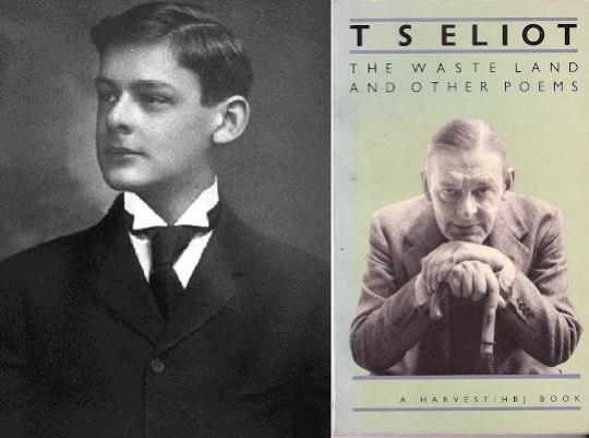 Τόμας Σ. Έλιοτ, T.S.Elliot, ΤΟ BLOG ΤΟΥ ΝΙΚΟΥ ΜΟΥΡΑΤΙΔΗ, nikosonline.gr,