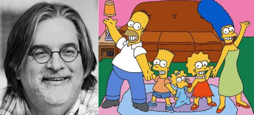Matt Groening, Ματ Γκρέινινγκ, ΤΟ BLOG ΤΟΥ ΝΙΚΟΥ ΜΟΥΡΑΤΙΔΗ, nikosonline.gr,