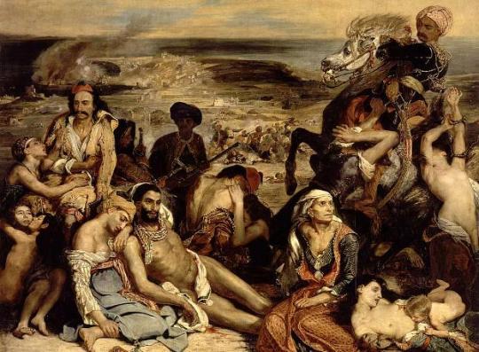 Η καταστροφή της Χίου, 1822 Chios island massacre, ΤΟ BLOG ΤΟΥ ΝΙΚΟΥ ΜΟΥΡΑΤΙΔΗ, nikosonline.gr,
