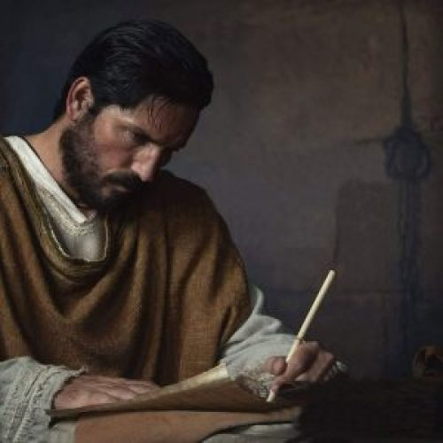 APOSTOLOS PAVLOS, Paul, Apostle of Christ, TAINIA, MOVIE, GIORGOS KARAMIHOS, ΓΙΩΡΓΟΣ ΚΑΡΑΜΙΧΟΣ, nikosonline.gr