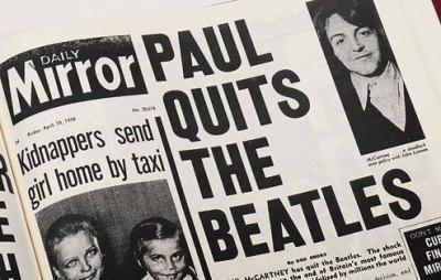 The end of Beatles, η διάλυση των Beatles, ΤΟ BLOG ΤΟΥ ΝΙΚΟΥ ΜΟΥΡΑΤΙΔΗ, nikosonline.gr,